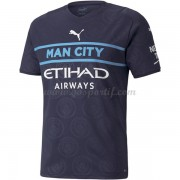 maillot de foot Premier League Manchester City 2017-18 maillot third..